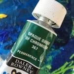 Opaque Oxide of Chromium