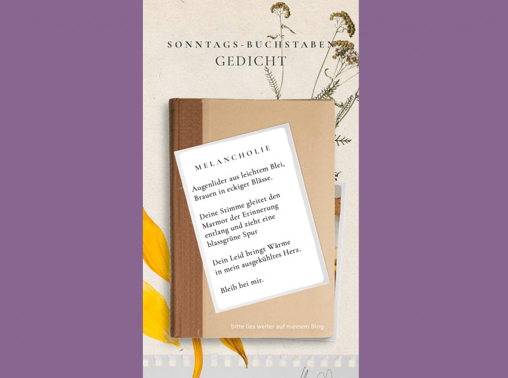 Hier siehst du ein Gedicht von Dodo Kresse für Creative Club