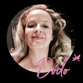 Du siehst die Gründerin des Kunstblogs Creative Club Dodo Kresse