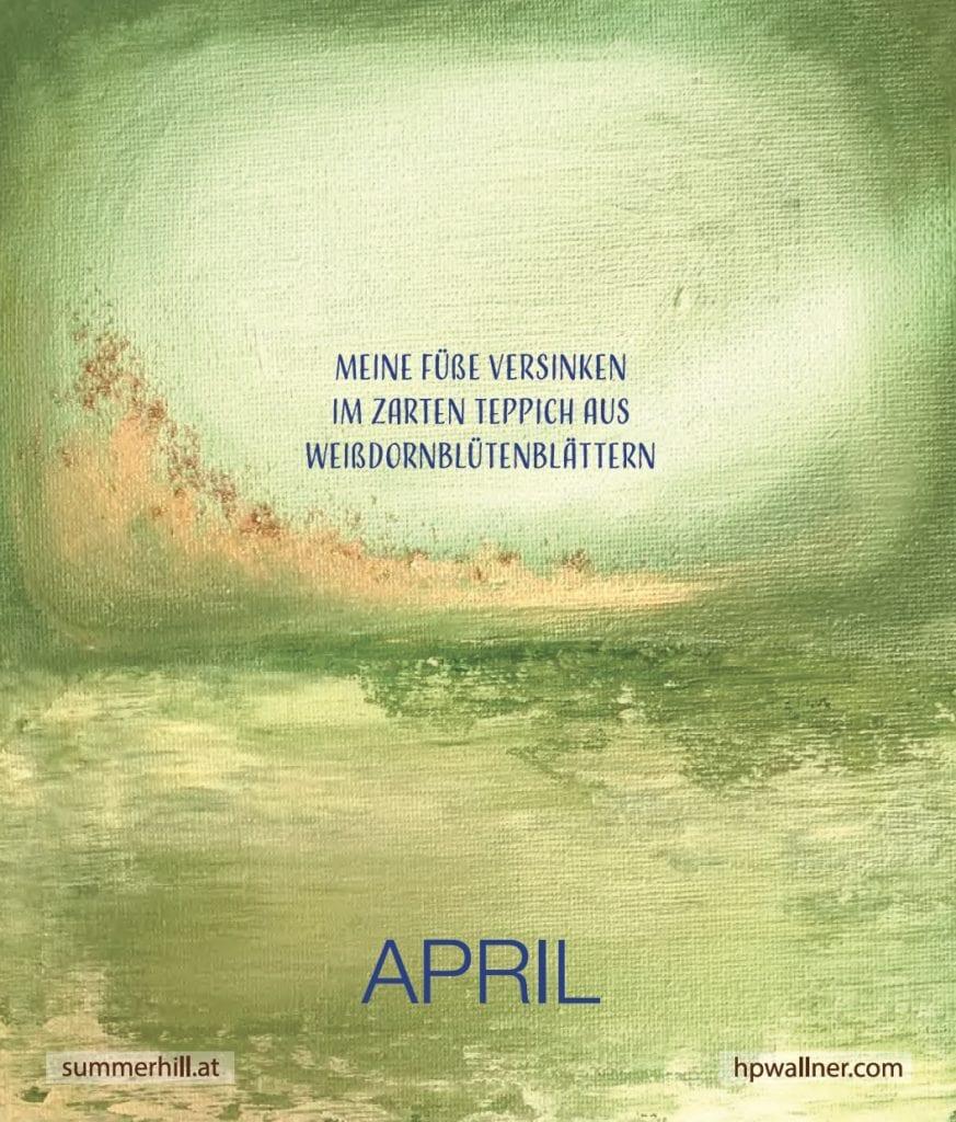 calendarium april