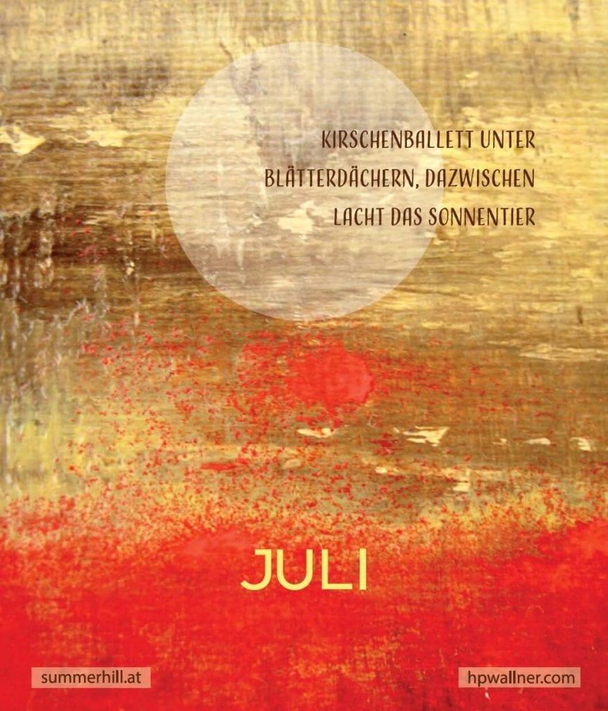 Kalendarium juli