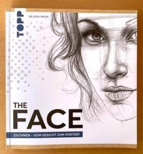 """Du siehst das Buch """"The Face - Vom Gesicht zum Porträt"""""""