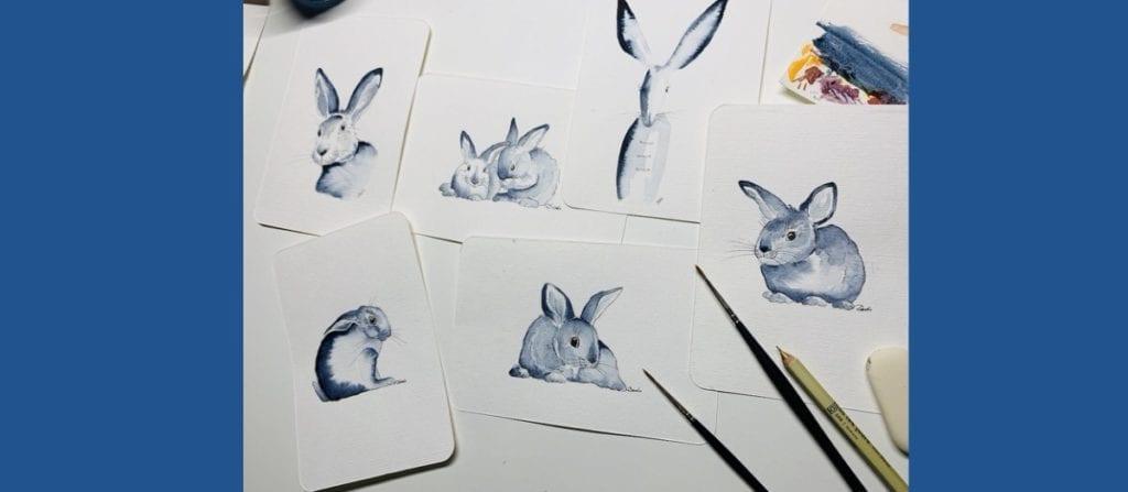 Du siehst das Cover für den Kaninchen-Artikel