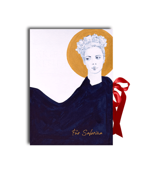 Das Cover des Geschenkbuches für Etsy